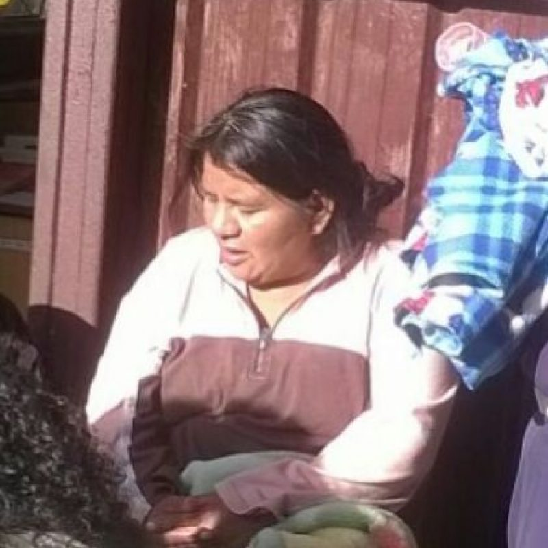 la señora Magnolia López Perez, de 40 Foto:Cortesía