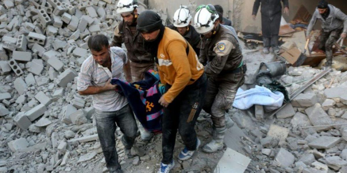 El emisario de la ONU para Siria expresa