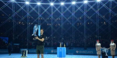 Andy Murray gana su primer Copa Masters y termina el año como número 1