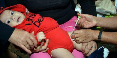 """Las autoridades """"intensifican"""" la vacunación a los niños y a las mujeres este fin de año"""