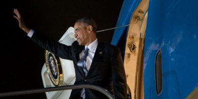 Obama dice adiós cuando ya lo echan de menos, y pide una chance para Trump