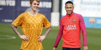 """VIDEO. El día en el que el FC Barcelona """"fichó"""" a Justin Bieber"""