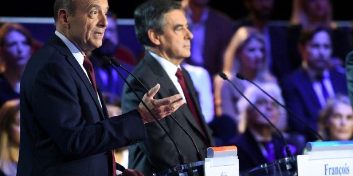 Las diferencias entre los aspirantes a liderar la derecha francesa