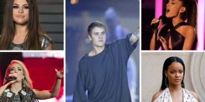 Nominados a los American Music Awards 2016