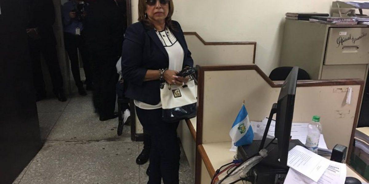 Jueza deja en prisión a exdiputada Anabella de León y otorga libertad condicional a una implicada por caso de corrupción
