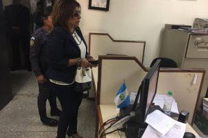 Anabella de León seguirá en prisión. Foto:Kenneth Monzón