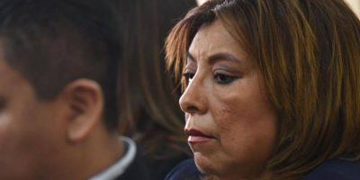 Anabella de León espera convencer a jueza para recuperar su libertad