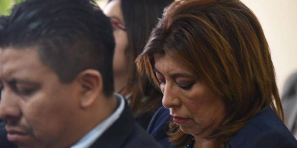 """""""Yo no quiero que mi madre fallezca lejos de mí"""" dijo Anabella de León al rogar por su libertad"""