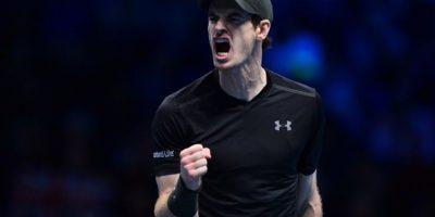 Murray finaliza el año como el número 1 del mundo