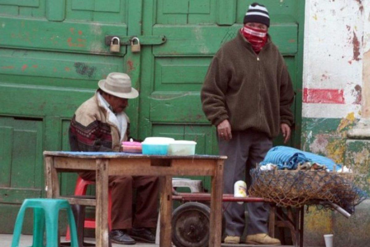 El frío continuará al inicio de la semana Foto:AFP