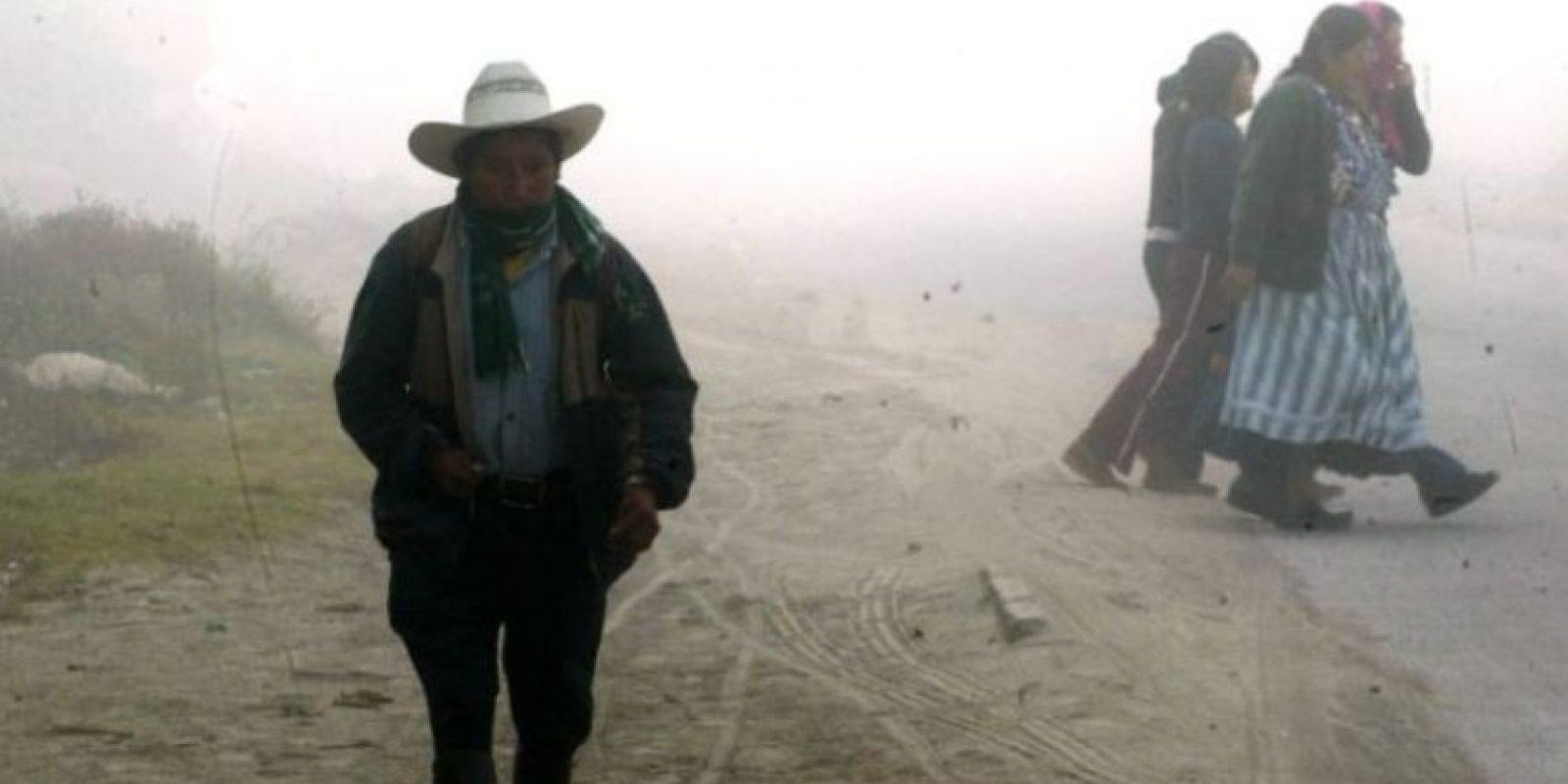 En el occidente se llegará a ceros grados centígrados Foto:Publinews