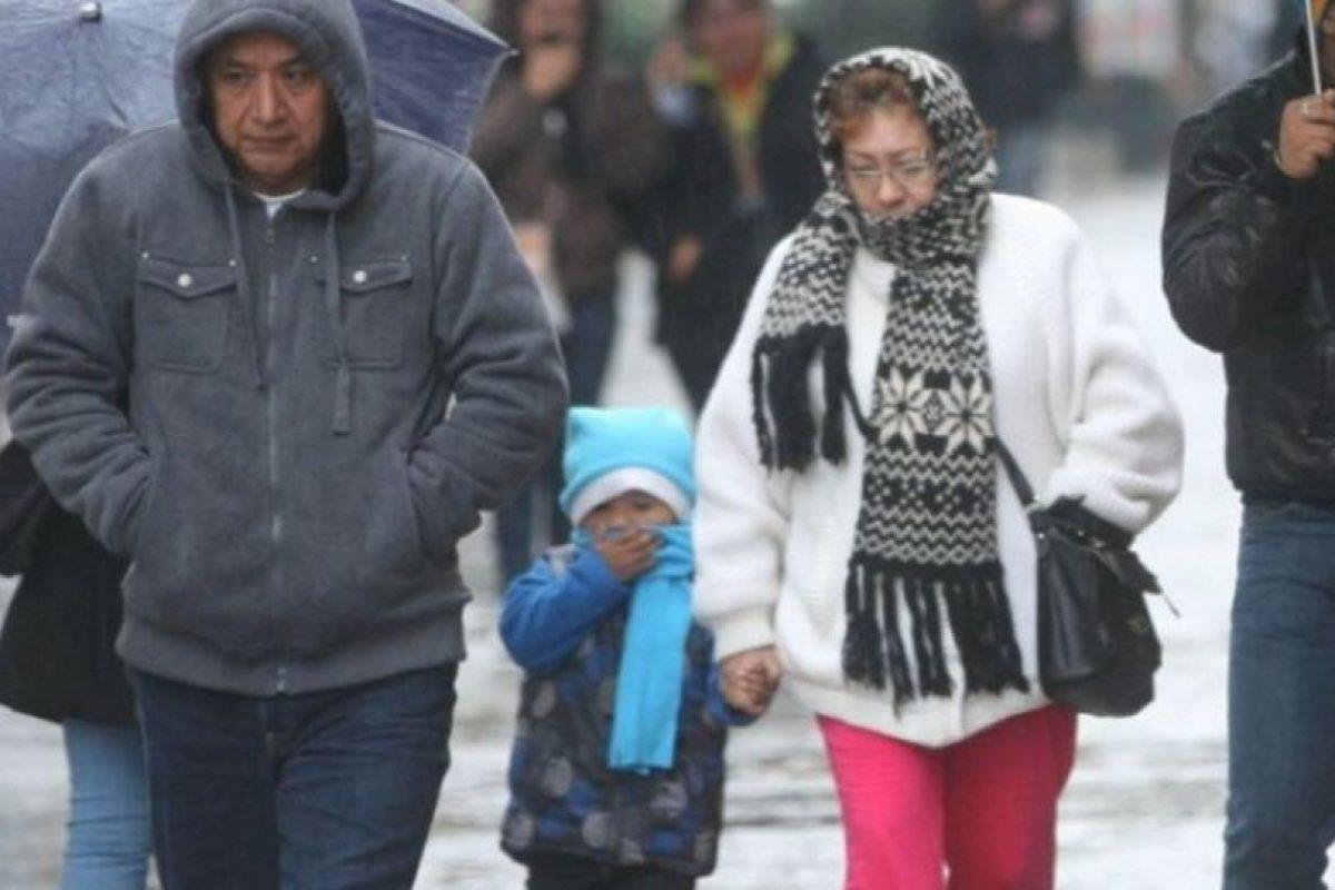 El frío continuará al inicio de la semana Foto:Publinews