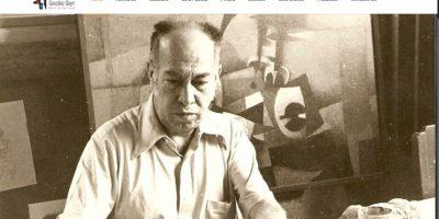Conoce la página web sobre Roberto González Goyri