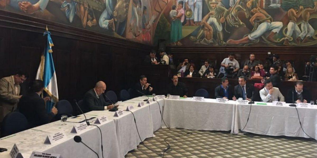 Bancada oficial se reunirá con mesa técnica para discutir reformas constitucionales