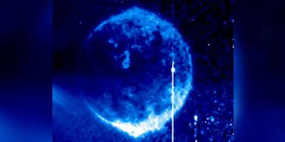 Foto:NASA / STEREO Ahead observatory / Captura de pantalla