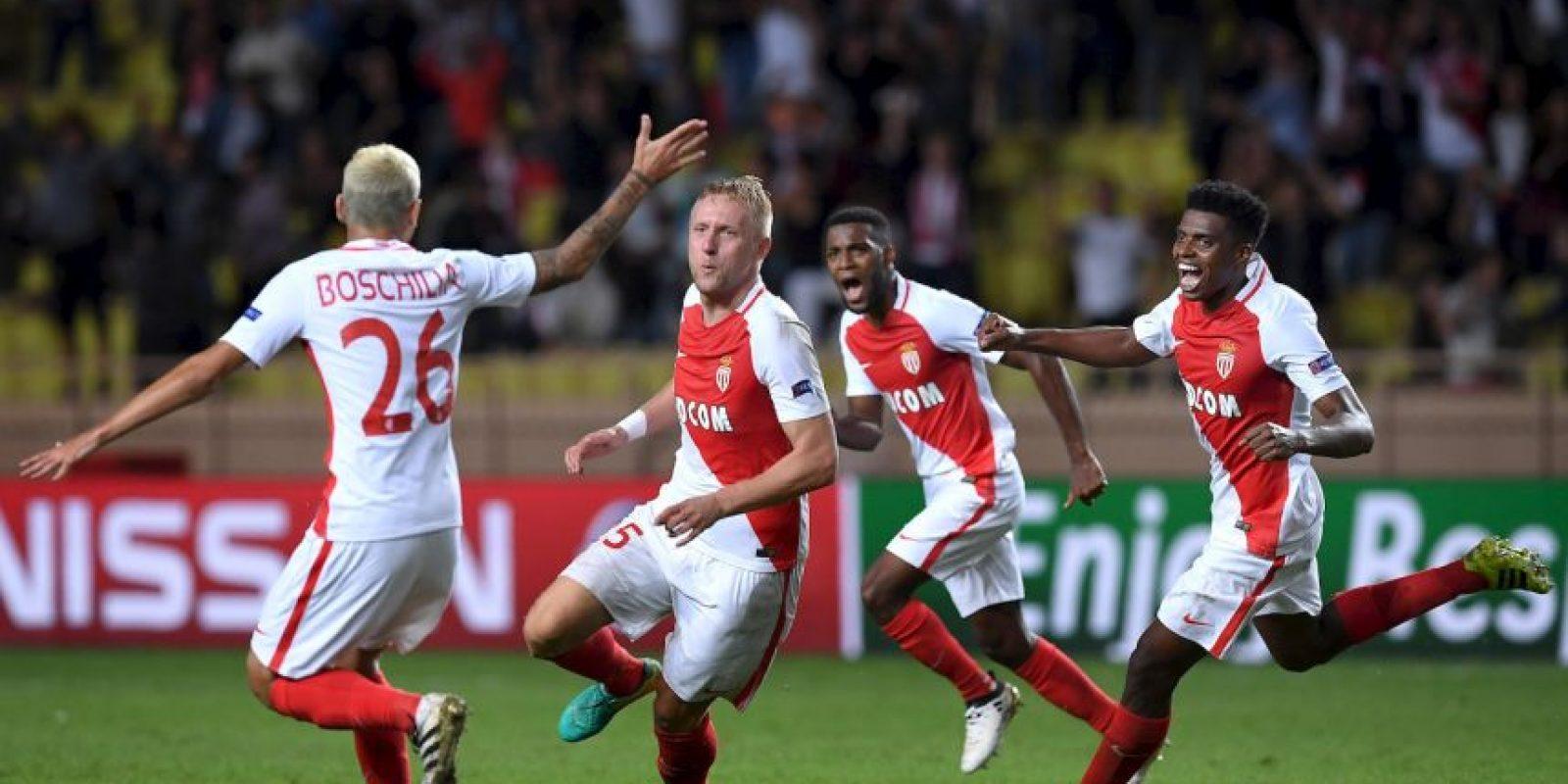 Getty Images Foto:AS Mónaco puede sellar su paso a los octavos de final de la Champions League
