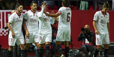 Getty Images Foto:Sevilla puede sellar su paso a los octavos de final de la Champions League