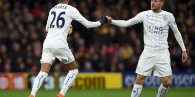 Getty Images Foto:Leicester puede sellar su paso a los octavos de final de la Champions League