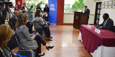 Foto:Ministerio de Relaciones Exteriores