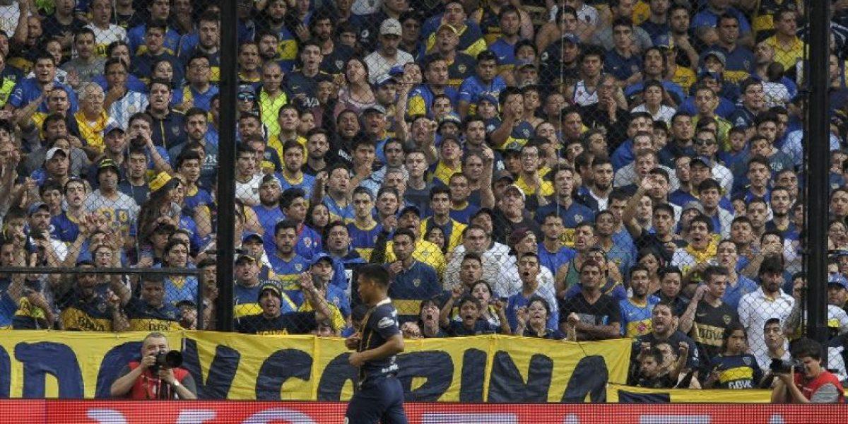 Gestos de Teo Gutiérrez contra hinchada de Boca Juniors desatan furia