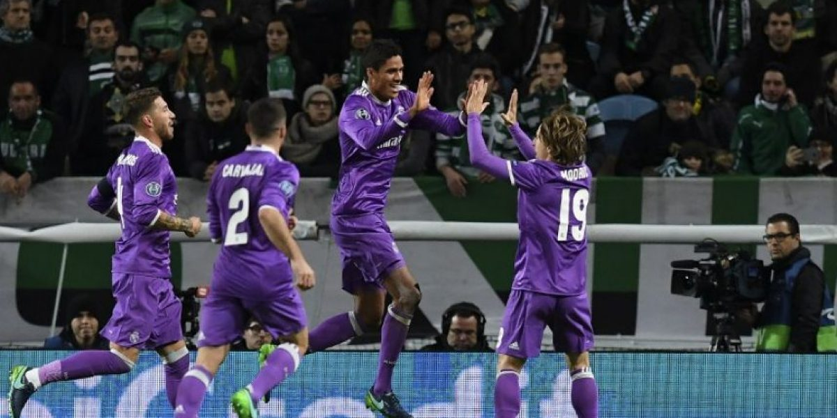El Madrid sufre para sacar los tres puntos y logra su pase a los octavos