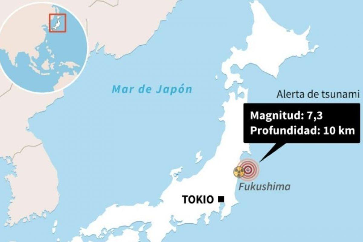 Sismo en Japón Foto:AFP /afp.com