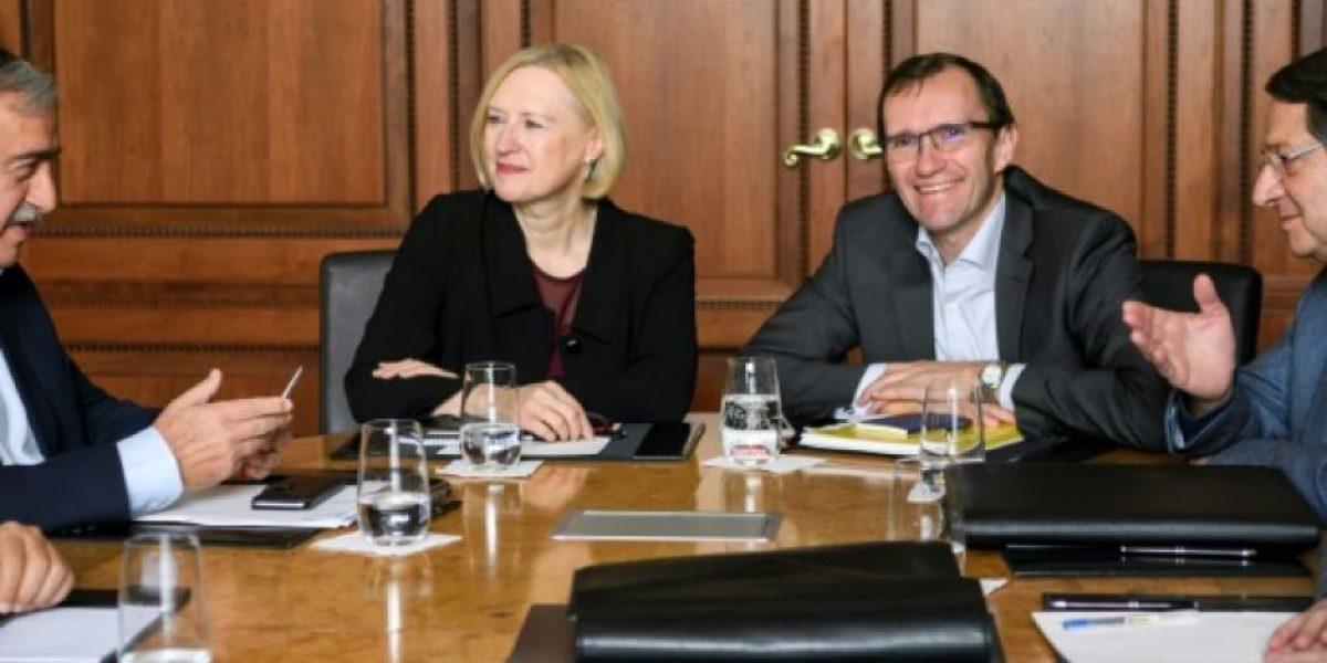 Las negociaciones sobre la reunificación de Chipre, otra vez en punto muerto