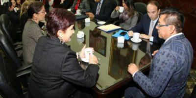 """Diputados del FCN-Nación anuncian """"apoyar"""" las reformas constitucionales"""