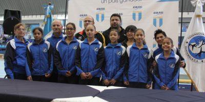 Jorge Vega y Ana Sofía Gómez competirán en Guatemala