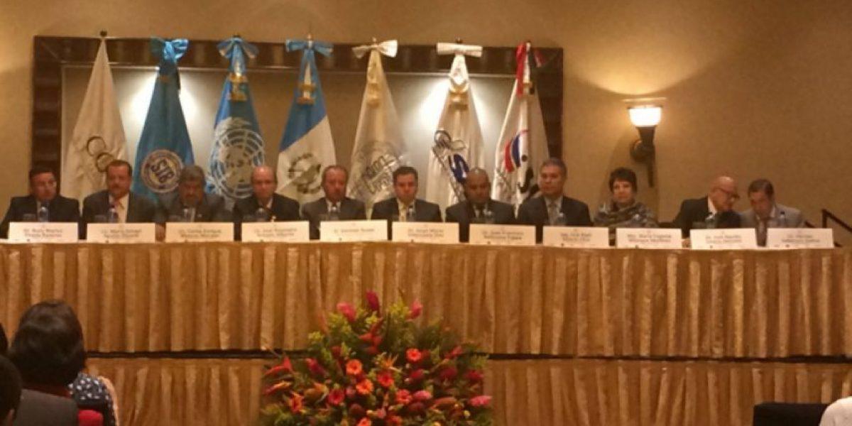 Firman convenio de intercambio de información para fiscalizar financiamiento de partidos políticos