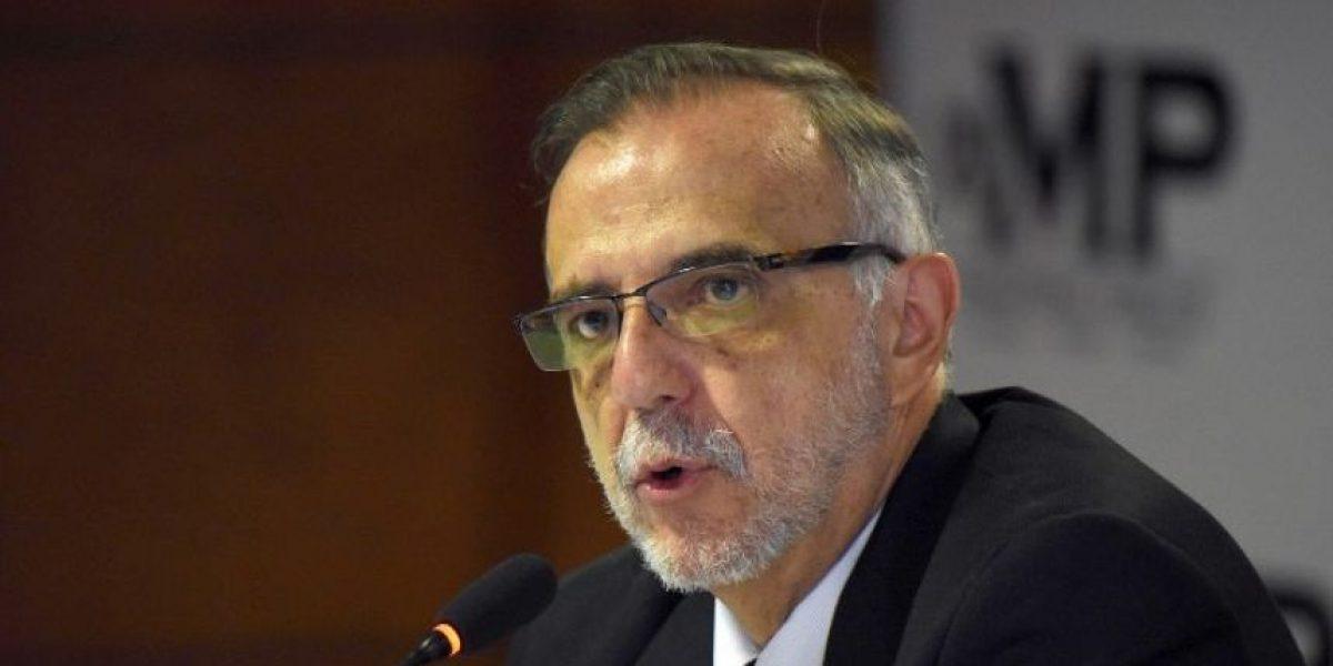 Juzgado traslada la denuncia en contra del titular de la CICIG Iván Velásquez a la Corte Suprema de Justicia