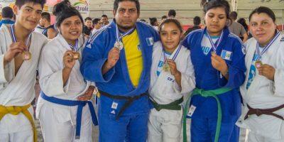 Judocas guatemaltecos se cubren de oro en Centroamericano de Interclubes