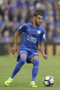 Riyad Mahrez / Argelia / Leicester City Foto:AFP
