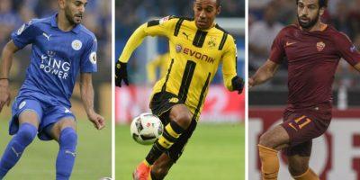 Aubameyang encabeza la lista de nominados al jugador africano del año