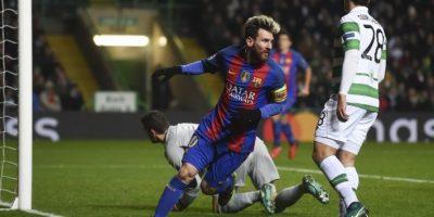 #Champions el Barça domina al Celtic y se asegura el primer lugar