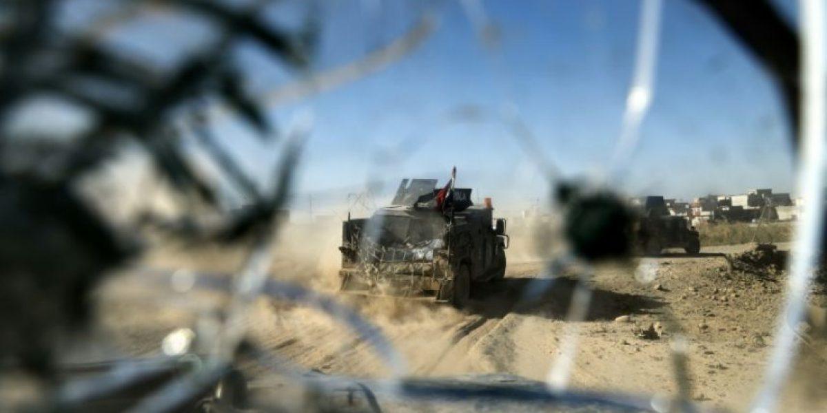 Las fuerzas iraquíes aíslan completamente Mosul