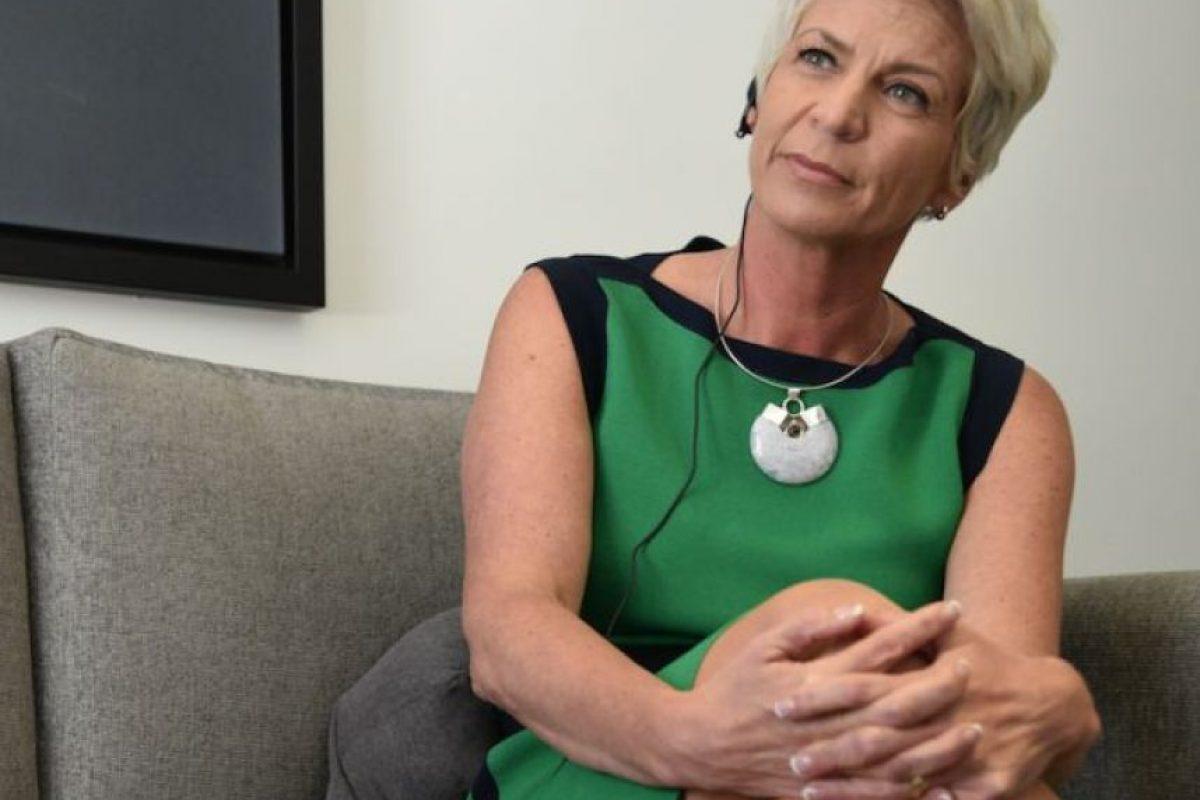 Susanne Marston, vicepresidenta de APM Terminals Foto:Publinews