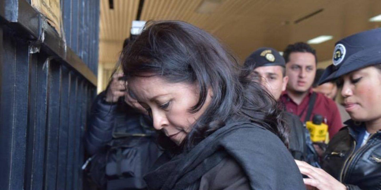 Dominga Estela Cuellar Hernández, subgerente Foto:Oliver de Ros