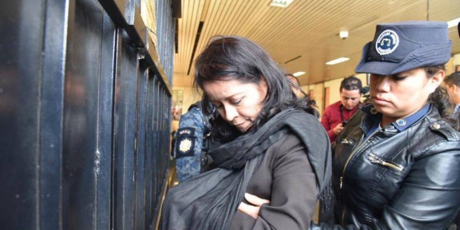 Dominga Estela Cuellar Hernández, subgerente de Integridad y Trasparencia Delito: incumplimiento de deberes. Foto:Oliver de Ros