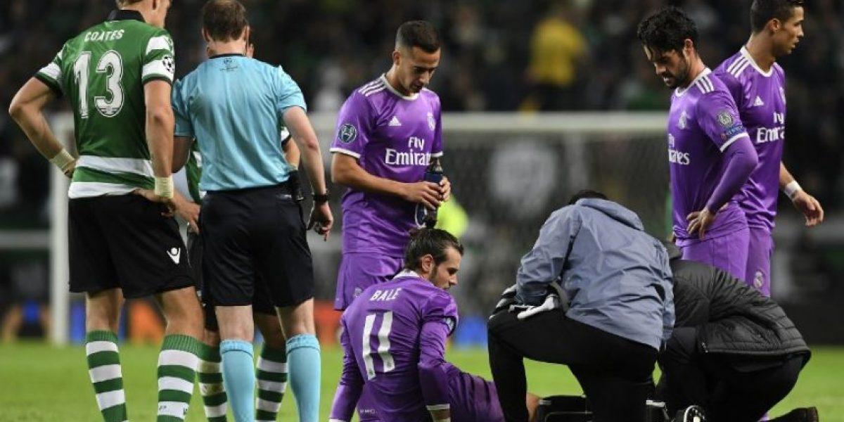 Estrella del Real Madrid se lesiona y se perderá el Clásico contra el Barça