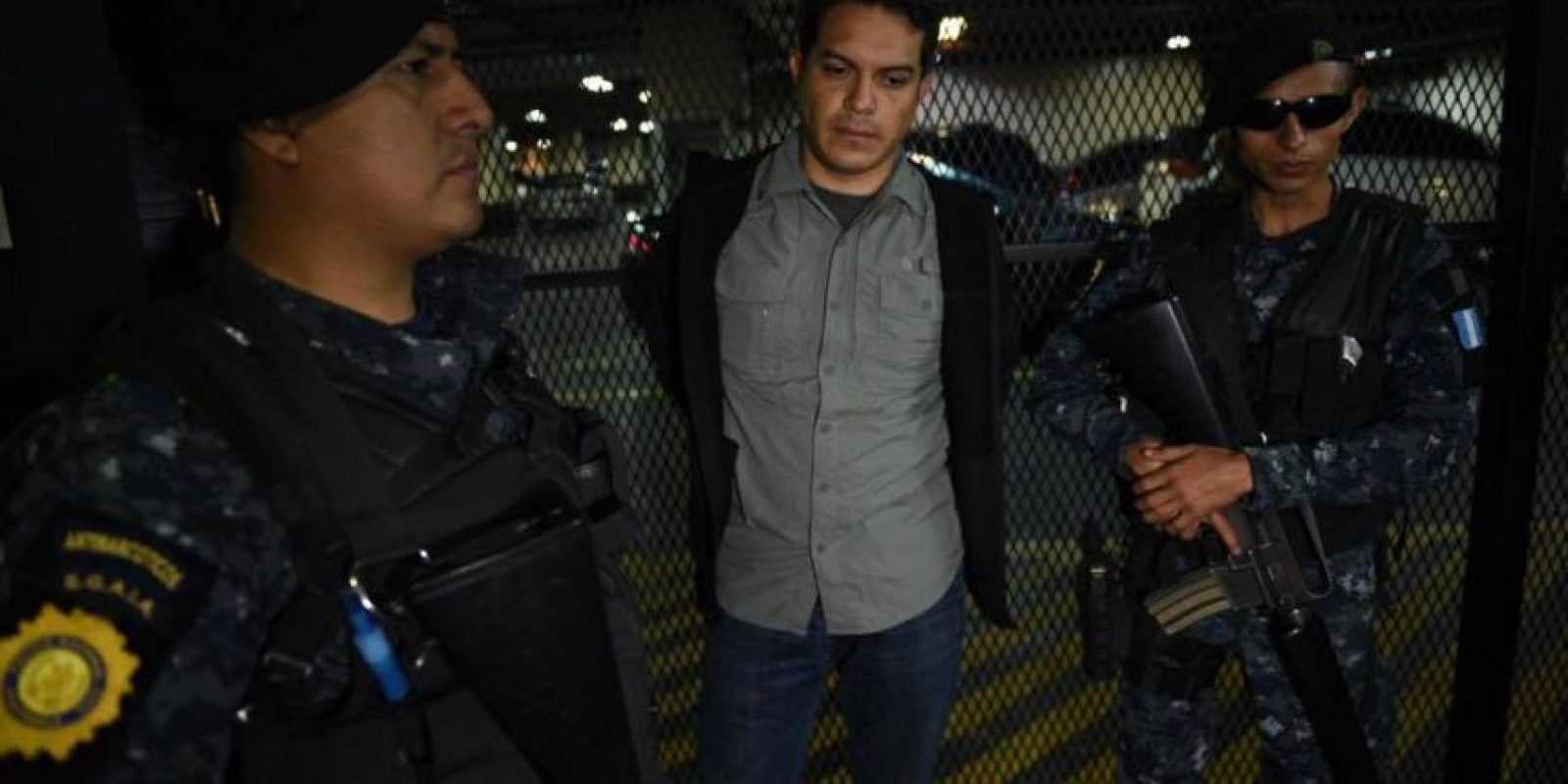 gerente del Instituto Guatemalteco de Seguridad Social José Javier Donis Álvarez Foto:Oliver de Ros