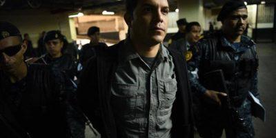 El el gerente del Instituto Guatemalteco de Seguridad Social José Javier Donis Álvarez Foto:Oliver de Ros