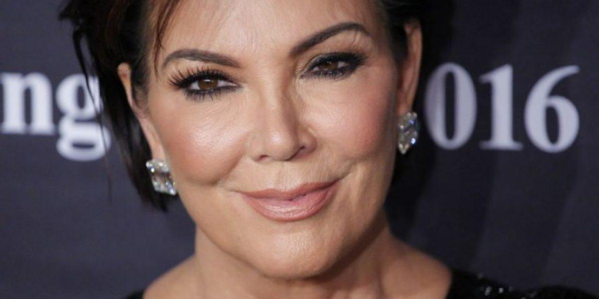 Kris Jenner rinde homenaje a su difunto exmarido Robert Kardashian