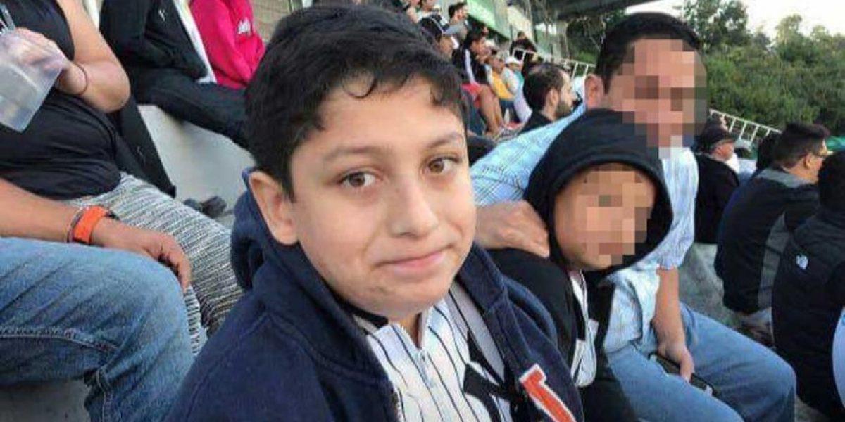 Menor Alejandro José Jovel Linares fue secuestrado en la zona 5