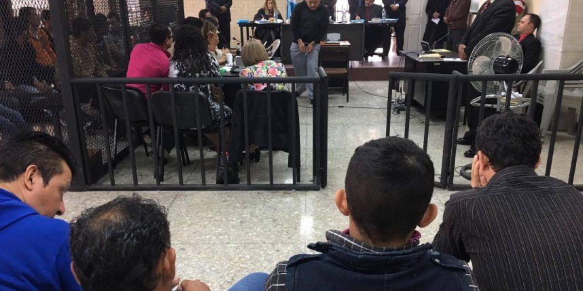 Tribunal emite condenas de 3 hasta 311 años de prisión contra estructura de sicarios