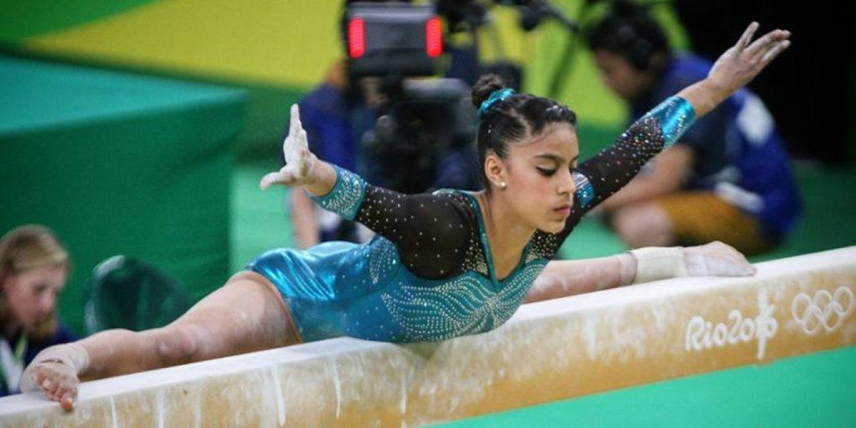 Así ha cambiado la gimnasta Ana Sofía Gómez ahora con 21 años