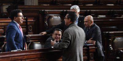 Bancada oficial prepara cambios al presupuesto