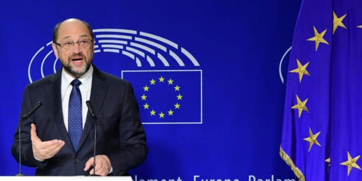 Schulz dejará la presidencia de la Eurocámara para volver a la política alemana