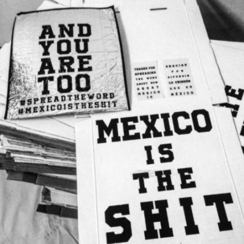 Foto: Instagram Mexico Is The Shit