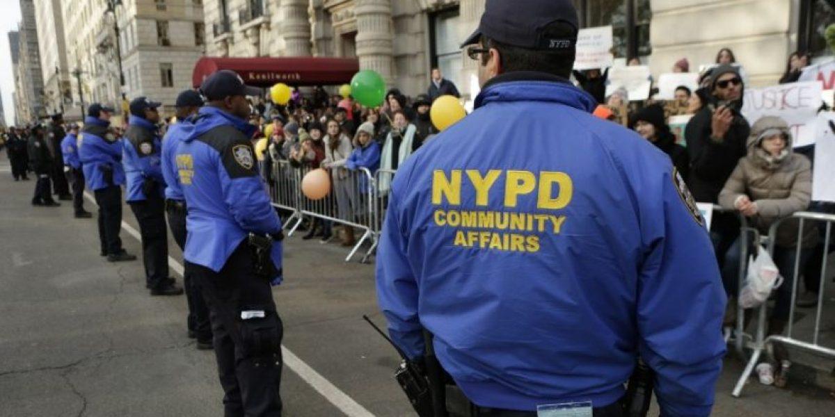 EN IMÁGENES. El desfile de Acción de Gracias en Nueva York con fuertes medidas de seguridad